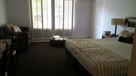 Ramada Resort Port Douglas: my hotel room
