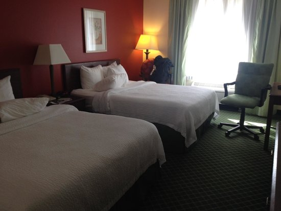 Fairfield Inn Scranton: Nice overnight stay