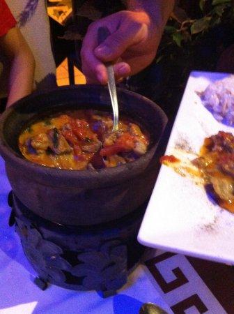 Inci Restaurant: great meat!