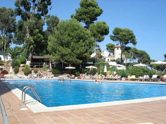 Silken Park Hotel San Jorge: belle piscine