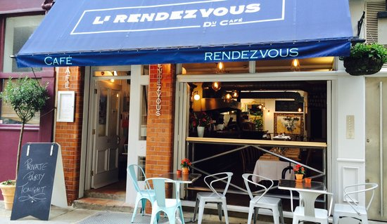 Le Rendezvous Du Cafe
