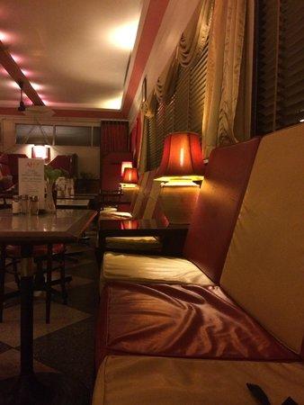 Atlanta Hotel: Restaurant