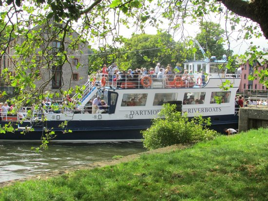 Dartmouth Steam Railway and River Boat Company: TOTNES