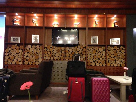 Hilton Innsbruck: Reception