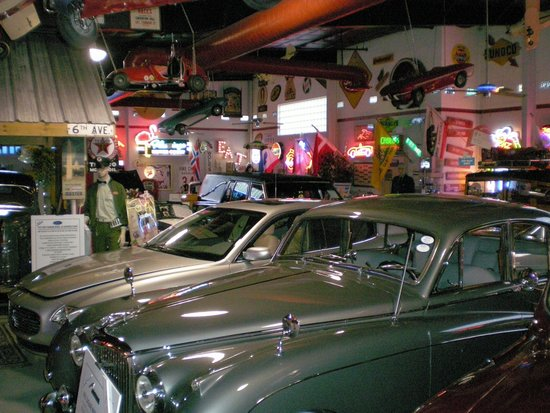 ‪Mount Dora Museum Of Speed‬