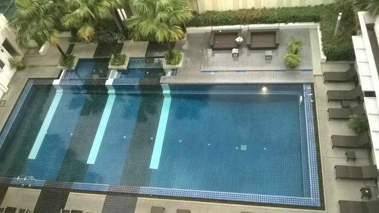 Royal Princess Larn Luang: great pool