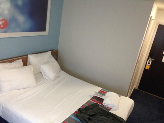 Travelodge London Bethnal Green: Bed