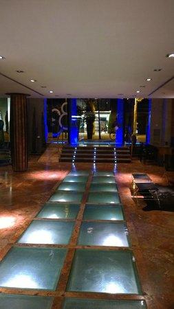 Hotel Granados 83: hall