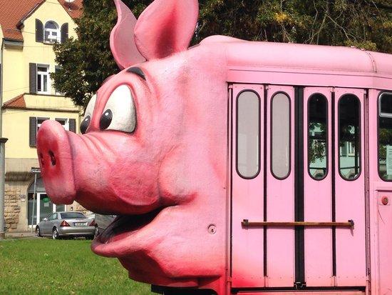 Schweine-Museum: The best trolley eve!