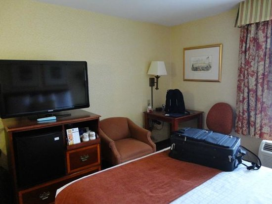 Best Western Plus Fairfield Hotel : Room 223