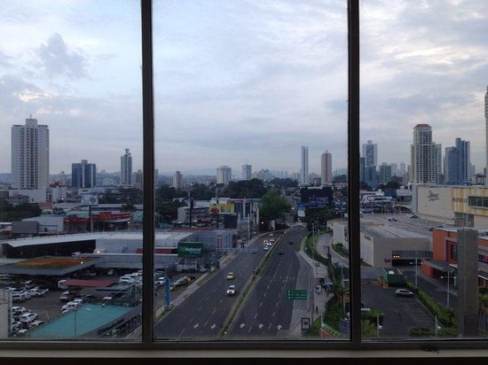 Courtyard Panama at Multiplaza Mall: View from the 8th floor