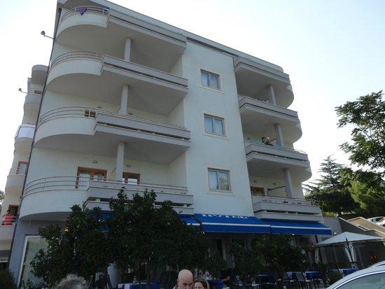 Hotel Eden: hotel & dintorni
