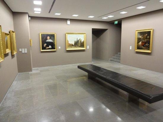 Musée Fabre, Montpellier (Hérault), France.