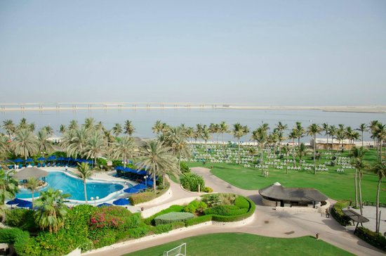 JA Jebel Ali Beach Hotel: Room view
