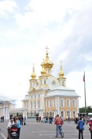 Palais de Peterhof : Peterhof Palace and Gardens