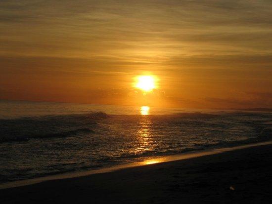 Melia Las Dunas : Levée de soleil
