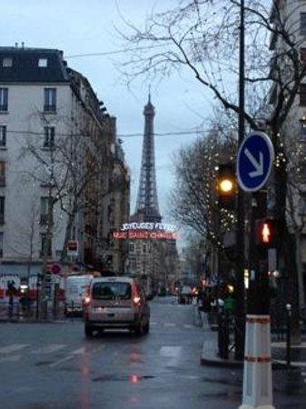 Tour Eiffel : やはりパリのシンボルです