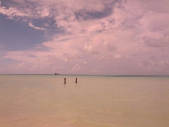Siboney Beach Club: My view