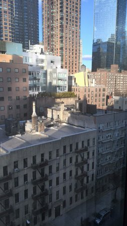 Holiday Inn Midtown / 57th St: View from our window