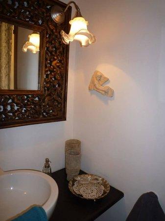 """Casa Gallida: Salle de bain de """"Presa"""""""