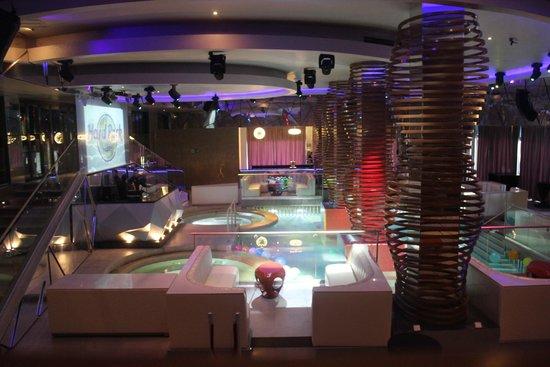 Hard Rock Hotel Riviera Maya: Nightclub Pool