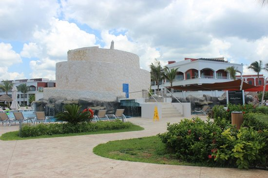 Hard Rock Hotel Riviera Maya: Water Slide
