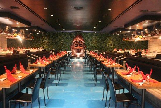 Hard Rock Hotel Riviera Maya: Asian