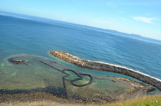 Penghu Islands: Cimei Twin Hearts Stone Weir