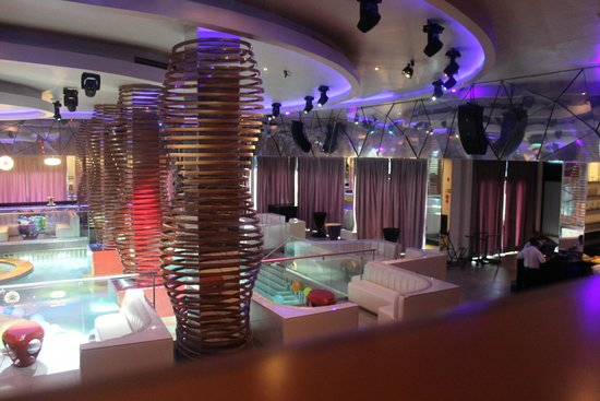 Hard Rock Hotel Riviera Maya: Nightclub