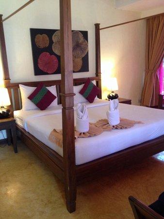 Mayaburi Boutique Resort: Camera da letto