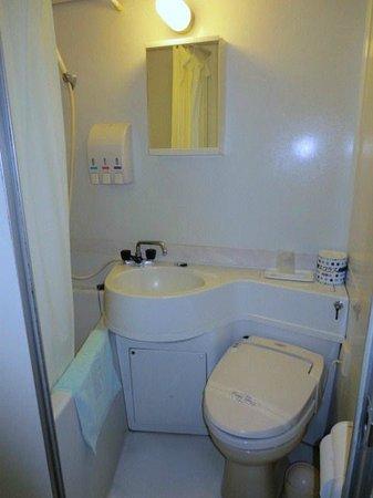 Isahaya Station Hotel: 浴室