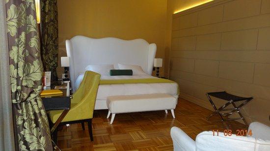 Firenze Number Nine Wellness Hotel: Bedroom