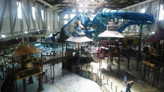 Great Wolf Lodge Waterpark : Waterpark