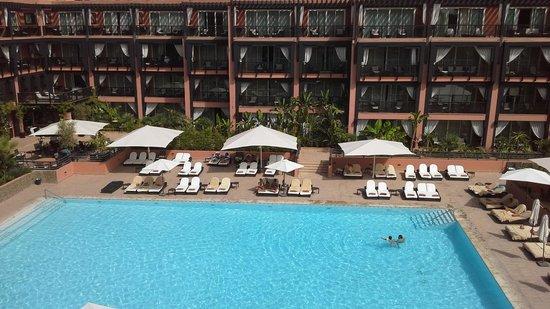 Hôtel & Ryads Barrière Le Naoura Marrakech : l