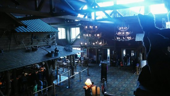 Great Wolf Lodge Waterpark : Lobby