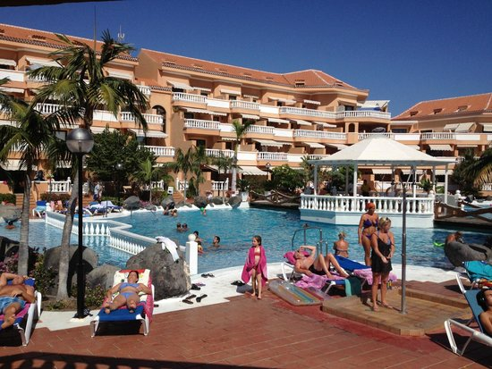 Bassengomradet Picture Of Tenerife Royal Gardens Playa De Las
