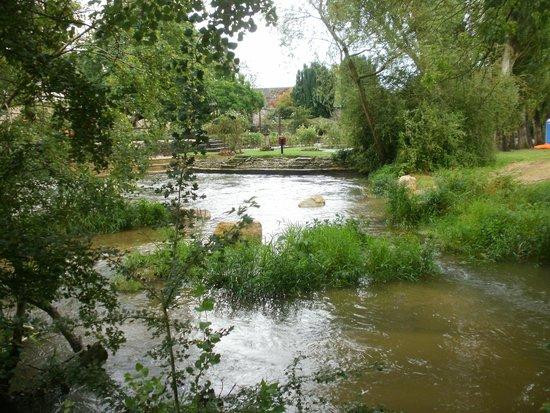 Old Swan & Minster Mill: Lovely surroundings