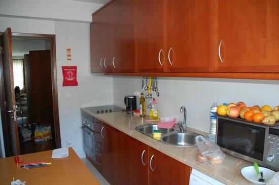Montebelo Aguieira Lake Resort & Spa : Cozinha