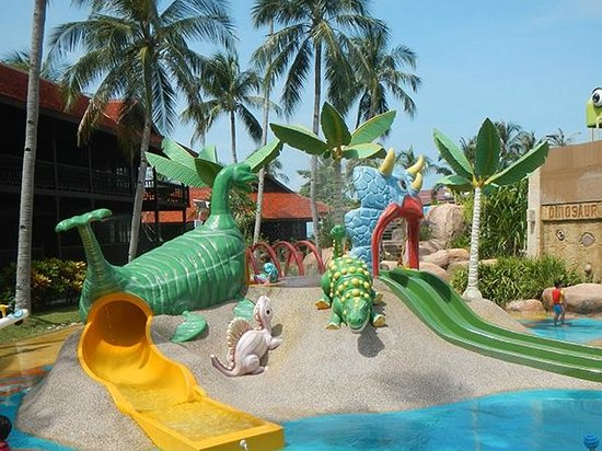 Meritus Pelangi Beach Resort & Spa, Langkawi: Children's pool