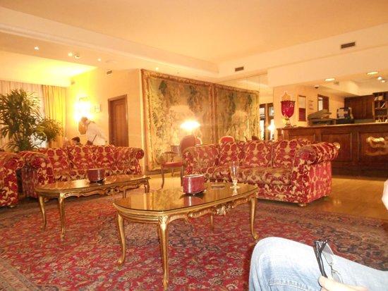 Hotel Principe: Reception