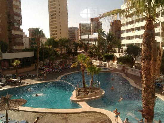 Poseidon Resort: piscina