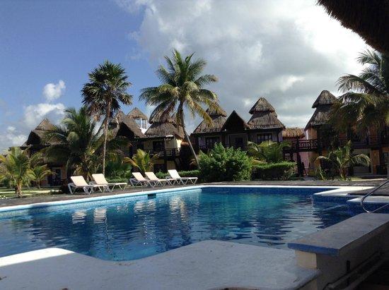 PavoReal Beach Resort Tulum: piscine