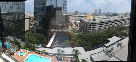 Hilton Tampa Downtown : View