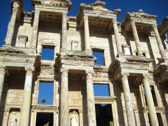 Vieille ville d'Éphèse : Biblioteca de Efeso