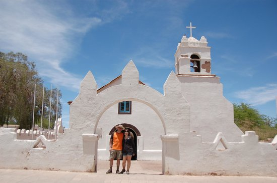 Alto Atacama Desert Lodge & Spa: Paseo al Pueblo San Pedro