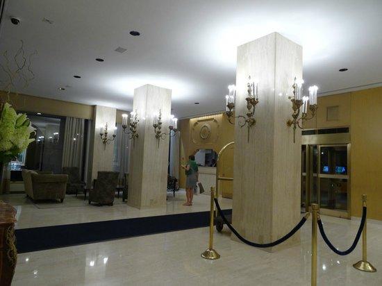 Park Lane Hotel: Recepção