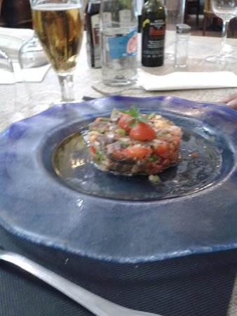Cafe del Nord: Ceviche