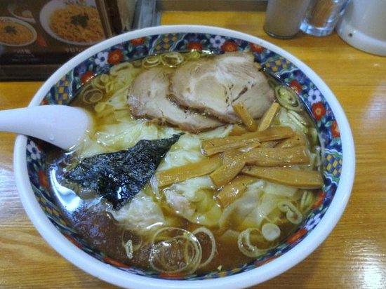 Harukiya, Ogikubo Honten: ワンタン麺