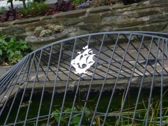MediaCityUK: Blue peter gardens