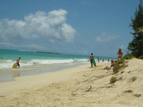 Kailua Beach Park: Beautiful scenery